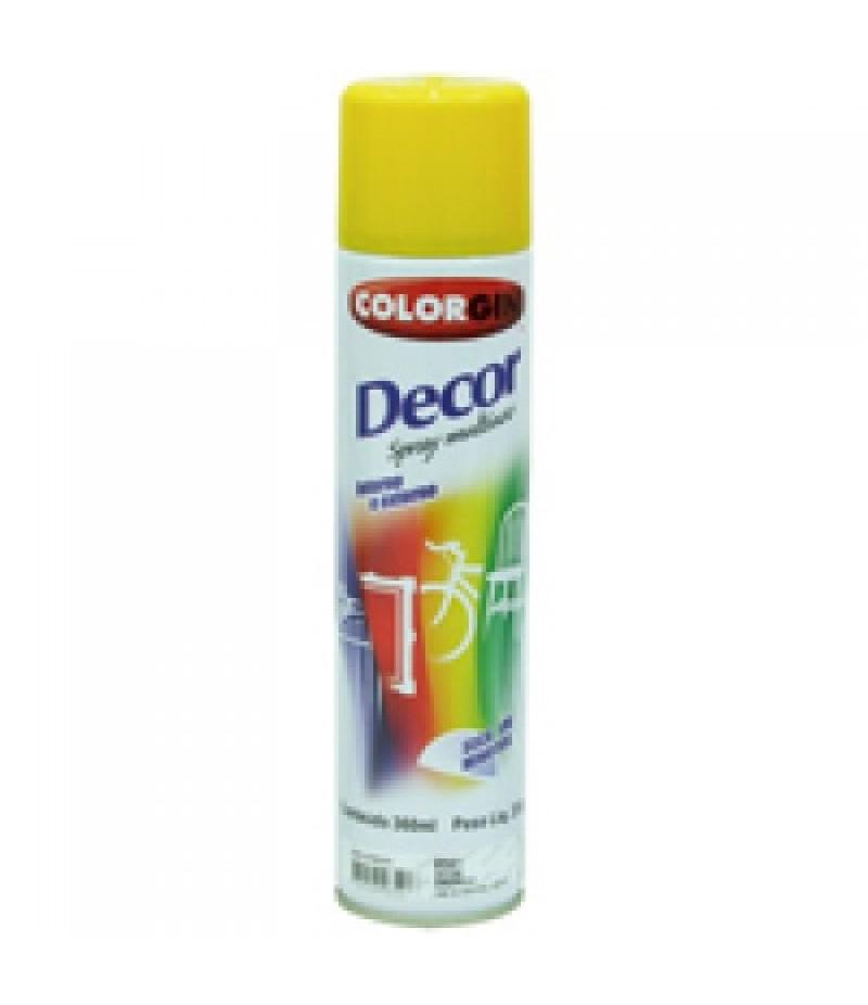 Tinta Spray Decor Colors 360ml - Colorgin