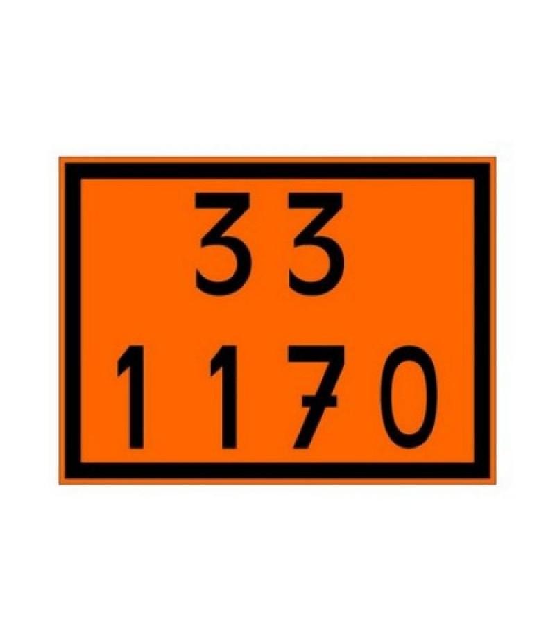 Painel de Segurança em Poliestireno  (PVC) 33 1170