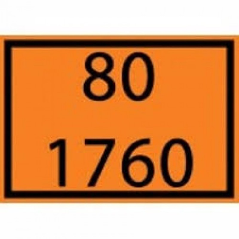 Painel de Segurança em Poliestireno  (PVC)  80 1760
