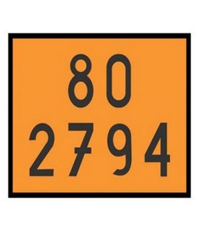 Painel de Segurança em Poliestireno  (PVC)  80 2794