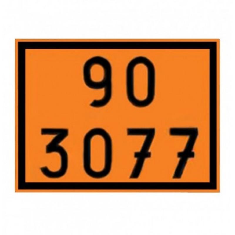 PAINEL DE SEGURANÇA Laranja Imã 90 3077