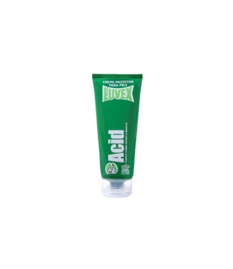 Creme de Proteção Luvex Acid Bisnaga 200g