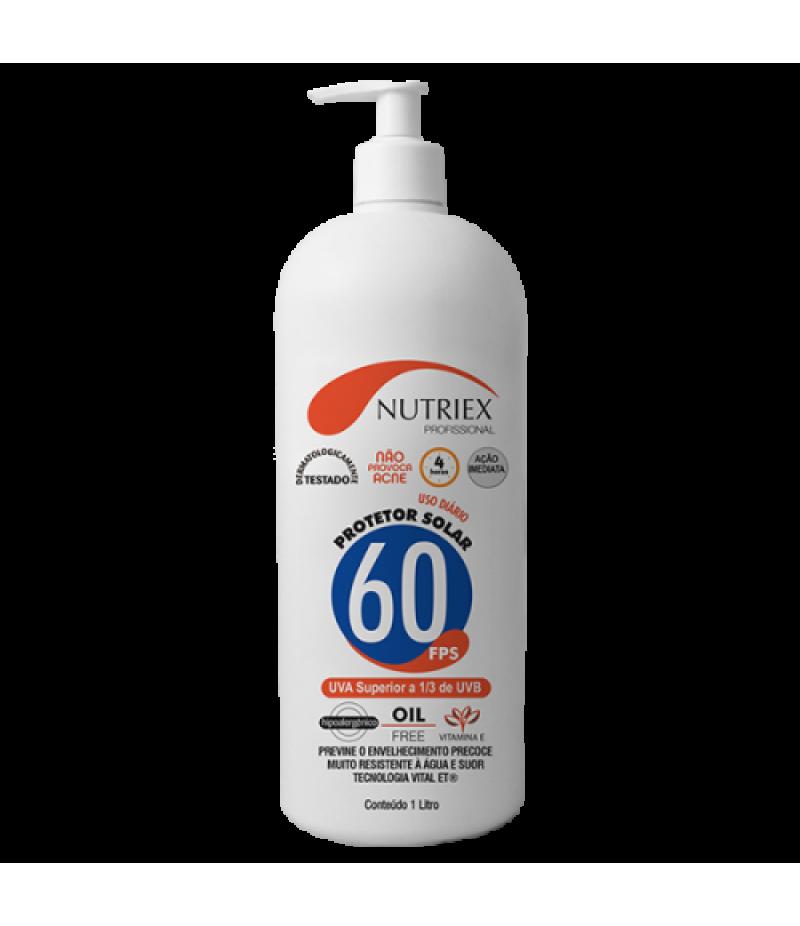 Protetor Solar 1 litro (FPS60)