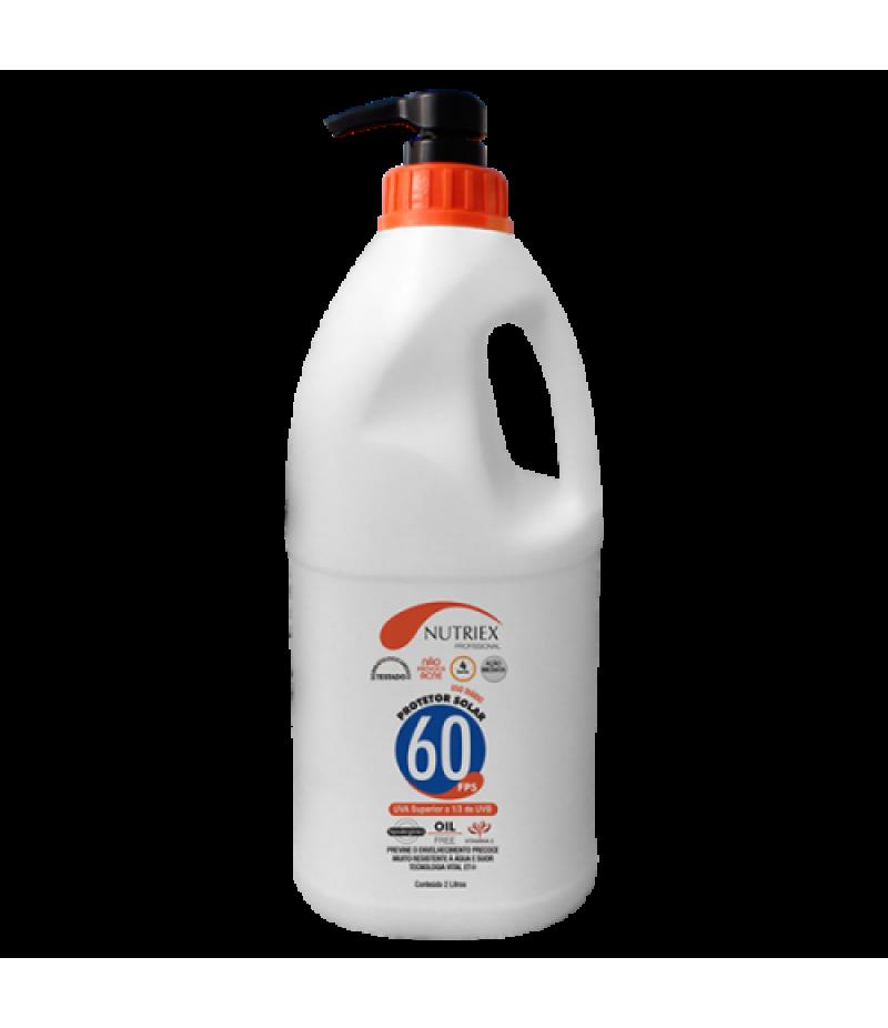 Protetor Solar 2 litros (FPS60)