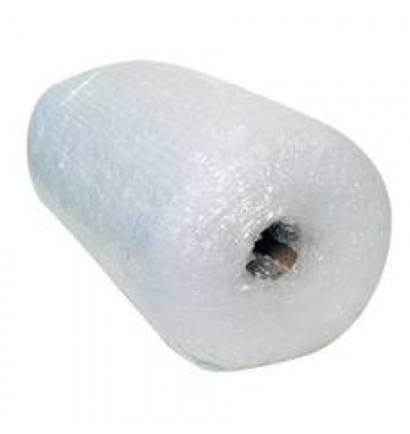 Bobina de Plástico Bolha 1,30m x100 m (Aproximado)