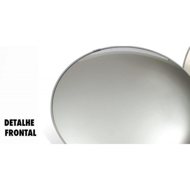 Espelho Panorâmico 400mm