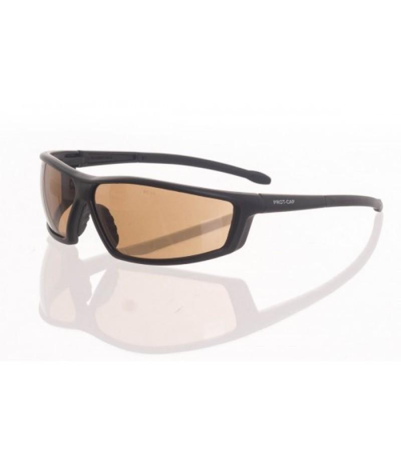 Óculos de Proteção Grab Marrom